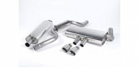 Milltek Sport - Ford FOCUS MK3 ST 2.0-LITRE ECOBOOST 5-DOOR HATCHBACK Cat-back Exhaust SSXFD094