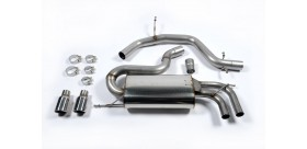 Milltek Sport – Seat Leon FR 2.0T FSi 200-211PS (2006 - 2013) Cat Back Exhaust System Non Resonated SSXVW147