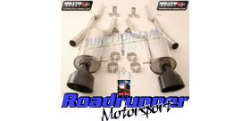 Milltek Sport - Audi RS6 C5 V8 BI-TURBO SALOON & AVANT Cat-back Exhaust SSXAU211