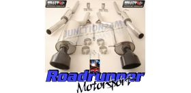 Milltek Sport - Audi RS6 C5 V8 BI-TURBO SALOON & AVANT Cat-back Exhaust SSXAU212