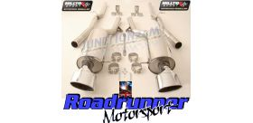 Milltek Sport - Audi RS6 C5 V8 BI-TURBO SALOON & AVANT Cat-back Exhaust SSXAU355
