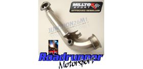 Milltek Sport - Citroen DS3 1.6 THP 16V DSPORT Large-bore Downpipe and De-cat SSXPE105