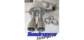 Milltek Sport - Seat IBIZA 1.9 TDI 130PS AND 160PS Cat-back Exhaust SSXSE008