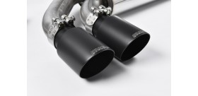 Milltek Sport - Audi COUPE UR QUATTRO 10V TURBO Downpipe-back Exhaust MCXAU103