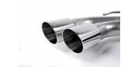 Milltek Sport - Audi COUPE UR QUATTRO 10V TURBO Downpipe-back Exhaust MCXAU101