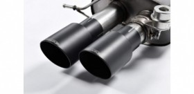 Milltek Sport - Bmw 5 SERIES M5 SALOON M TWINPOWER TURBO V8 (F10) Cat-back Exhaust SSXBM1017