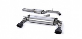 Milltek Sport - Audi RS3 SPORTBACK (8V MQB - Pre Facelift Only) Cat-back Exhaust SSXAU590
