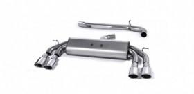 Milltek Sport - Audi S3 2.0 TFSI QUATTRO SPORTBACK 8V Cat-back Exhaust SSXAU531