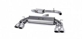 Milltek Sport - Audi S3 2.0 TFSI QUATTRO SPORTBACK 8V Cat-back Exhaust SSXAU535