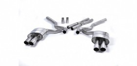 Milltek Sport - Ford MUSTANG 5.0 V8 GT (FASTBACK) Cat-back Exhaust SSXFD158