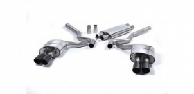 Milltek Sport - Ford MUSTANG 5.0 V8 GT (FASTBACK) Cat-back Exhaust SSXFD156