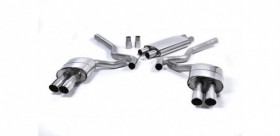 Milltek Sport - Ford MUSTANG 5.0 V8 GT (FASTBACK) Cat-back Exhaust SSXFD155