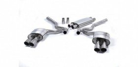 Milltek Sport - Ford MUSTANG 5.0 V8 GT (FASTBACK) Cat-back Exhaust SSXFD160
