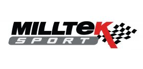 Milltek Sport - Audi S1 2.0 TFSi Quattro 2014 on Large Bore Downpipe Hi Flow Sports Cat Exhaust SSXAU495
