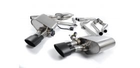 Milltek Sport - Audi S4 3.0 SUPERCHARGED V6 B8 Cat-back Exhaust SSXAU380