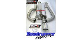 Milltek Sport - Volkswagen GOLF MK4 337 ANNIVERSARY 180BHP Cat-back Exhaust SSXVW150