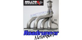 Milltek Sport - Ford FIESTA MK6 ST 150 Free-flow Manifold SSXFD014