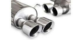 Milltek Sport - Subaru IMPREZA STI 2.5I TURBO SALOON / SEDAN Cat-back Exhaust SSXSB025