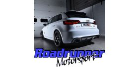 Milltek Sport - Audi RS3 SPORTBACK (8V MQB - Pre Facelift Only) Cat-back Exhaust NON VALVED SSXAU719