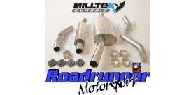 Milltek Sport - Volkswagen GOLF MK1 GTI Manifold-back Exhaust MCXVW209