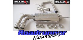Milltek Sport - Volkswagen GOLF MK5 2.0 TDI 140PS Cat-back Exhaust SSXVW296