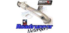 Milltek Sport - Ford FOCUS MK3 ST 2.0-LITRE ECOBOOST ESTATE / SEDAN / LIMOSINE Large-bore Downpipe and De-cat SSXFD110