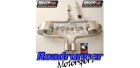 Milltek Sport - New Mini MK1 (R52) COOPER S CONVERTIBLE Cat-back Exhaust SSXM403