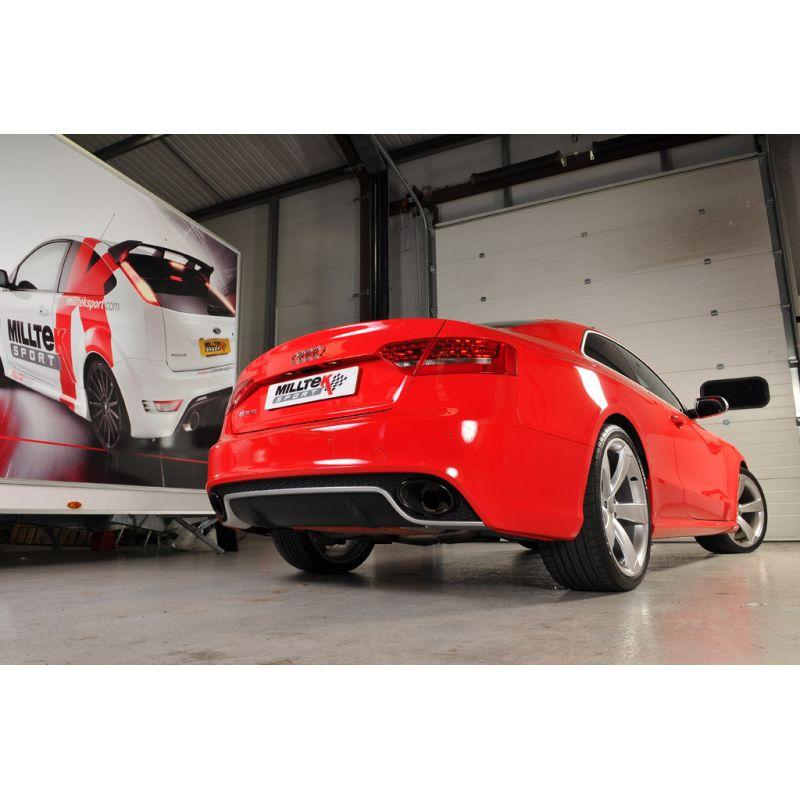 Audi RS5 COUPE Cat-back Exhaust SSXAU267