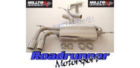 Milltek Sport - Volkswagen GOLF MK5 GTI EDITION 30 2.0T FSI 230PS Cat-back Exhaust SSXVW157