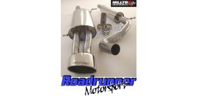 Milltek Sport - Seat IBIZA 1.9 TDI 130PS AND 160PS Cat-back Exhaust SSXSE123