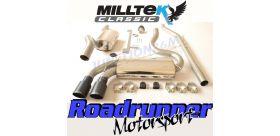 Milltek Sport - Audi COUPE UR QUATTRO 20V TURBO Downpipe-back Exhaust MCXAU106