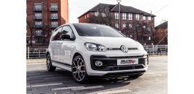 Milltek Sport - Volkswagen Up! GTI 1.0TSI 115PS (3 & 5 Door) Hi-Flow Sports Cat and Downpipe Exhaust SSXVW546