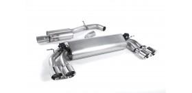Milltek Sport - Audi S3 2.0 TFSI QUATTRO 3-DOOR 8V Cat-back Exhaust SSXAU398