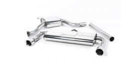 Milltek Sport - Volkswagen GOLF MK7 GTI (INCLUDING GTI PERFORMANCE PACK MODELS) Cat-back Exhaust SSXVW225
