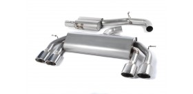 Milltek Sport - Volkswagen GOLF MK7 R 2.0 TSI 300PS Cat-back Exhaust SSXVW308