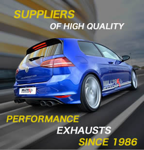 Suppliers of Exhausts - Roadrunner Motorsport